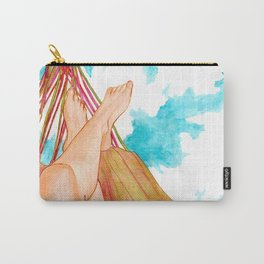 Creative Holiday Carry-All Pouch
