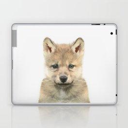 Baby Wolf Laptop & iPad Skin