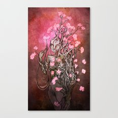 Lumen Blossoms Canvas Print