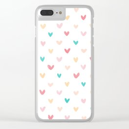Bundle of love Clear iPhone Case
