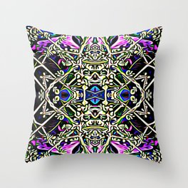 The Great Integrator Throw Pillow