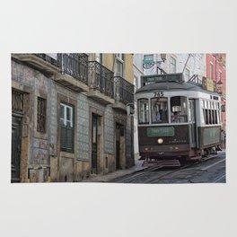 Tram tour  Lisboa 2 Rug