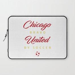 Chicago Bravo Laptop Sleeve