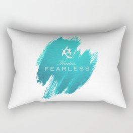 Fearless Rectangular Pillow