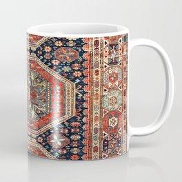 Kuba Sumakh Antique East Caucasus Rug Coffee Mug