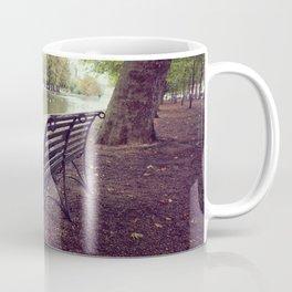 Riverside Iron Bench Coffee Mug