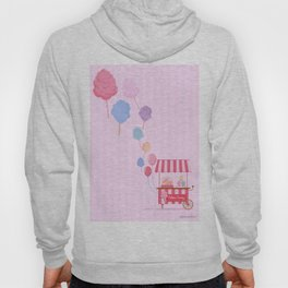Cotton Candy Shop Hoody