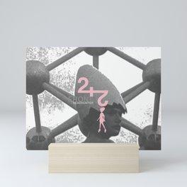"Front 242 ""Headhunter"" Mini Art Print"