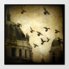 Angel Symphony Canvas Print
