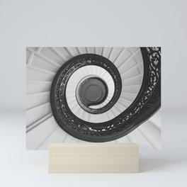 Spiraled Mini Art Print