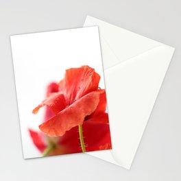 Petty Poppy Stationery Cards
