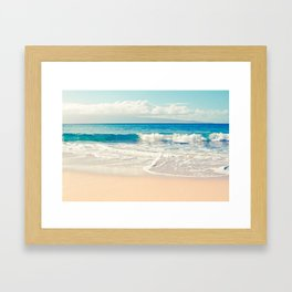 Kapalua Framed Art Print