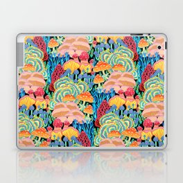 Fungi World (Mushroom world) - BKBG Laptop & iPad Skin