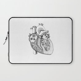Heart of the Matter Laptop Sleeve
