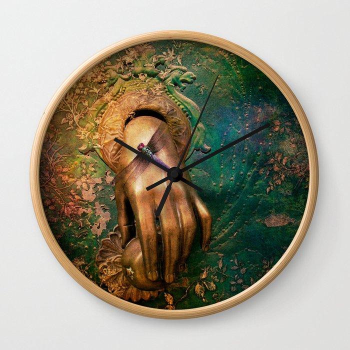 Bijoux Wall Clock