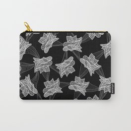 Gehry Lace Carry-All Pouch