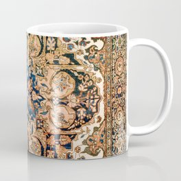 Ferahan Arak  Antique West Persian Rug Coffee Mug