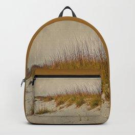 Beach Grass and Sugar Sand Backpack