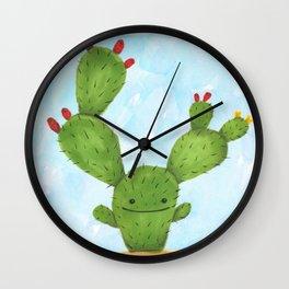 Nopalito Wall Clock