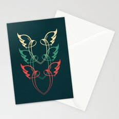 VVV ( Veni, Vidi, Vici ) Stationery Cards