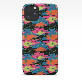 Psychedelic Space iPhone Case