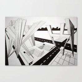 Name Canvas Print