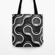 BW curves Tote Bag