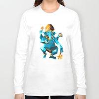 ganesha Long Sleeve T-shirts featuring Ganesha by Gaetano Leonardi