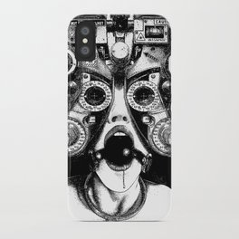 asc 712 - Le masque de la Méduse (Object woman) iPhone Case