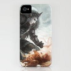Hades and Persephone Slim Case iPhone (4, 4s)