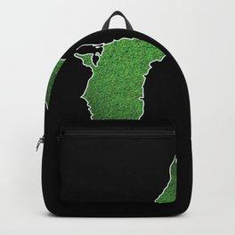 guam Football Soccer Backpack