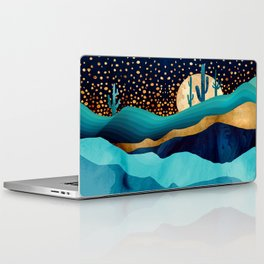 Indigo Desert Night Laptop & iPad Skin