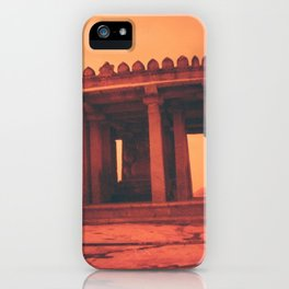 Ancient India iPhone Case