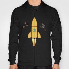 Spaceship  Hoody