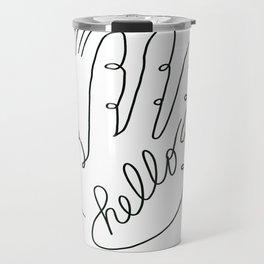 Blind Hello #19 Travel Mug