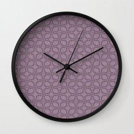 Love of Tennis Wall Clock