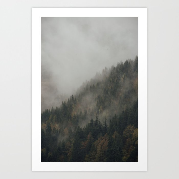 Take me home - Landscape Photography Art Print