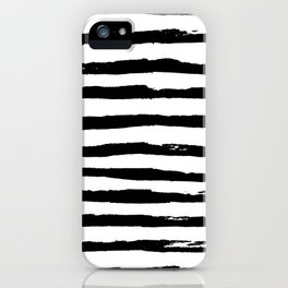 Ink Stripes iPhone Case