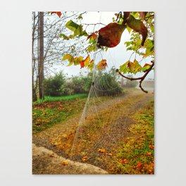 Fall-O-Ween Canvas Print