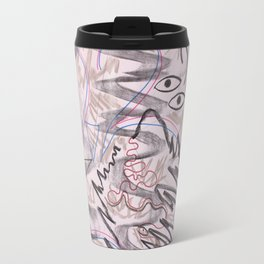 untitled drawing Travel Mug