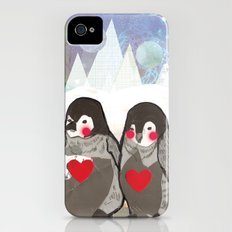Baby Penguins iPhone (4, 4s) Slim Case