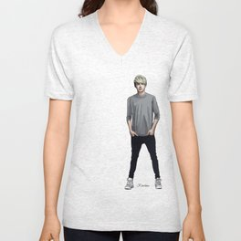 """ You And Niall "" Unisex V-Neck"