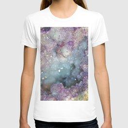 Unicorn Crystal Geode T-shirt