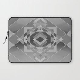 Southwest Geo - BW Laptop Sleeve