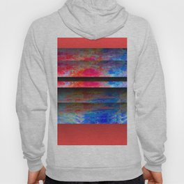 Red Color Blinds Hoody
