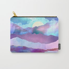 Opal Mountains Carry-All Pouch