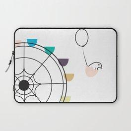 Ferris Wheel Adventure Laptop Sleeve