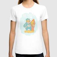 yeti T-shirts featuring YETI by Галина Дук