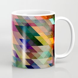 Triangles And Parallelograms Coffee Mug