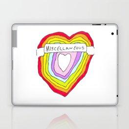 Heart of Miscellaneous Laptop & iPad Skin